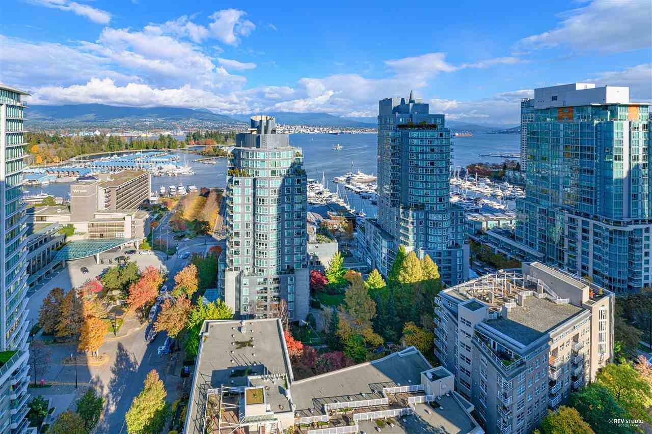 "Main Photo: 2001 620 CARDERO Street in Vancouver: Coal Harbour Condo for sale in ""Cardero"" (Vancouver West)  : MLS®# R2516444"