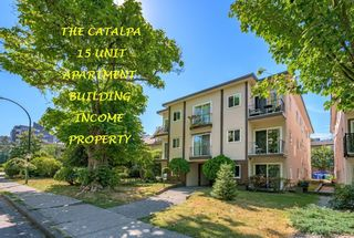 Photo 1: 1626 W 10TH Avenue in Vancouver: Fairview VW Multi-Family Commercial for sale (Vancouver West)  : MLS®# C8039783
