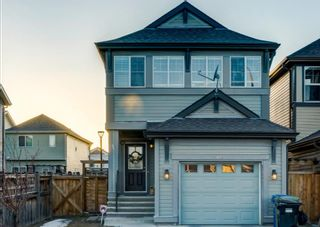 Photo 1: 269 Auburn Meadows Boulevard SE in Calgary: Auburn Bay Detached for sale : MLS®# A1082389
