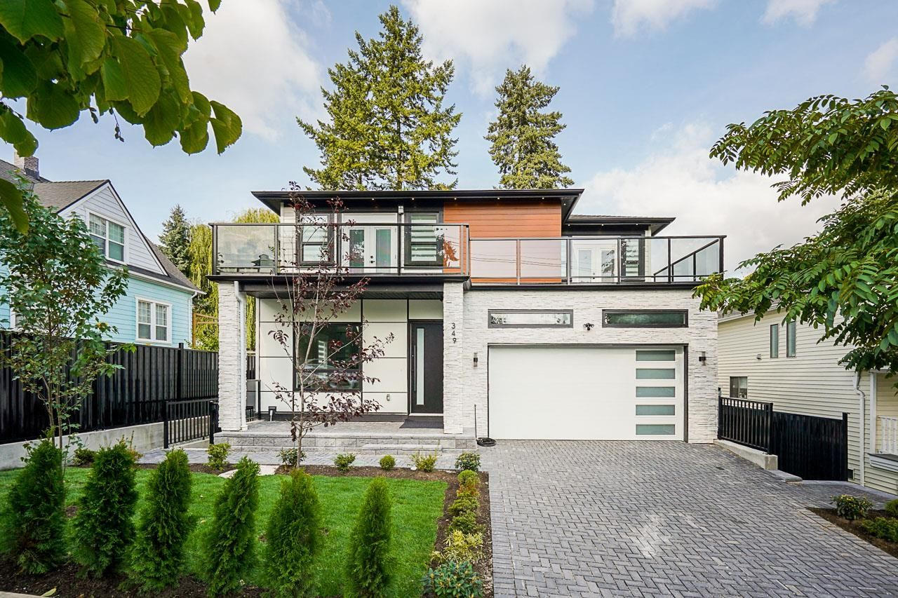 Main Photo: 349 KEARY Street in New Westminster: Sapperton House for sale : MLS®# R2622717