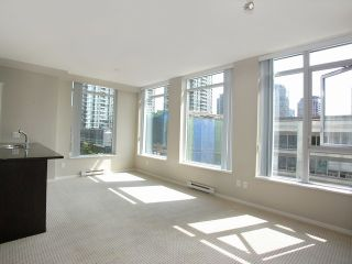 Photo 3: 503 1001 Homer Street in The Bentley: Yaletown Home for sale ()