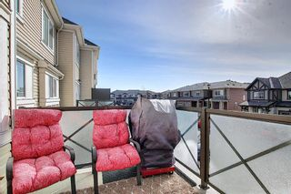 Photo 21: 110 Hillcrest Gardens SW: Airdrie Row/Townhouse for sale : MLS®# A1090717