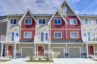 Main Photo: 512 32 Red Embers Parade NE in Calgary: Redstone Row/Townhouse for sale : MLS®# A1155312