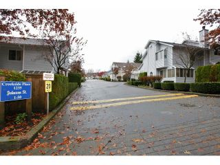 """Photo 16: 25 1235 JOHNSON Street in Coquitlam: Canyon Springs Townhouse for sale in """"CREEKSIDE PLACE"""" : MLS®# V1035997"""