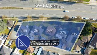 Photo 5: 285 SW MARINE Drive in Vancouver: Marpole House for sale (Vancouver West)  : MLS®# R2601414