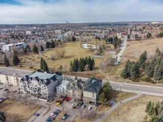 Photo 3: 101 824 10 Street NW in Calgary: Sunnyside Apartment for sale : MLS®# A1093356