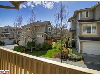 """Photo 4: 28 14959 58TH Avenue in Surrey: Sullivan Station Townhouse for sale in """"SKYLANDS"""" : MLS®# F1210484"""