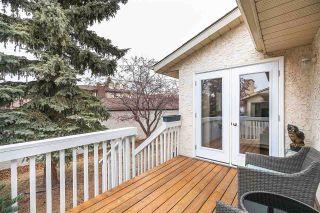 Photo 31: 29 9375 172 Street in Edmonton: Zone 20 House Half Duplex for sale : MLS®# E4237463