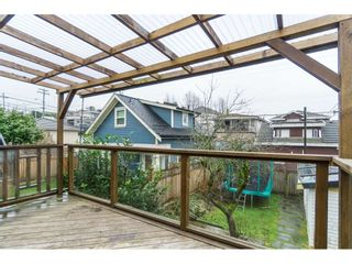 Photo 20: 2656 E 7TH Avenue in Vancouver: Renfrew VE House for sale (Vancouver East)  : MLS®# R2435751