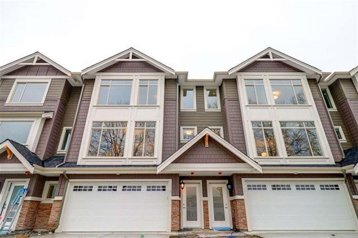 """Main Photo: 4 3126 WELLINGTON Street in Port Coquitlam: Glenwood PQ Townhouse for sale in """"PARKSIDE"""" : MLS®# R2281206"""