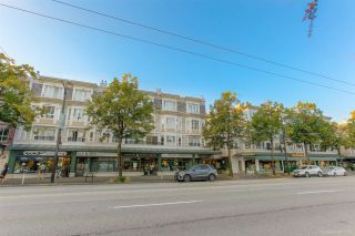 """Photo 22: 236 2565 W BROADWAY Street in Vancouver: Kitsilano Townhouse for sale in """"Trafalgar Mews"""" (Vancouver West)  : MLS®# R2581558"""