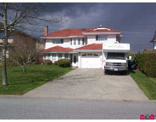 """Main Photo: 15703 95TH Ave in Surrey: Fleetwood Tynehead House for sale in """"Bel Air Estates"""" : MLS®# F2707485"""