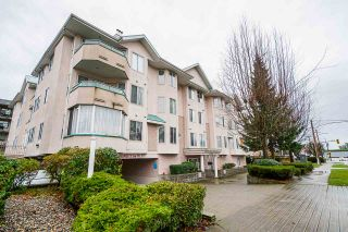 """Photo 1: 105 46000 FIRST Avenue in Chilliwack: Chilliwack E Young-Yale Condo for sale in """"First Park Ave"""" : MLS®# R2528063"""