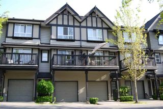 "Photo 1: 147 6747 203 Street in Langley: Willoughby Heights Townhouse for sale in ""SAGEBROOK"" : MLS®# R2059785"
