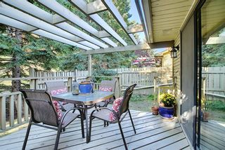 Photo 42: 607 Stratton Terrace SW in Calgary: Strathcona Park Row/Townhouse for sale : MLS®# A1065439