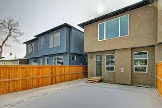 Photo 43: 632 17 Avenue NW in Calgary: Mount Pleasant Semi Detached for sale : MLS®# A1058281