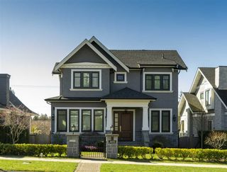 Main Photo: 4078 W 37TH Avenue in Vancouver: Dunbar House for sale (Vancouver West)  : MLS®# R2560018
