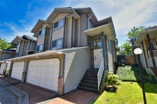 """Photo 1: 116 10538 153 Street in Surrey: Guildford Townhouse for sale in """"Regent's Gate"""" (North Surrey)  : MLS®# R2476436"""
