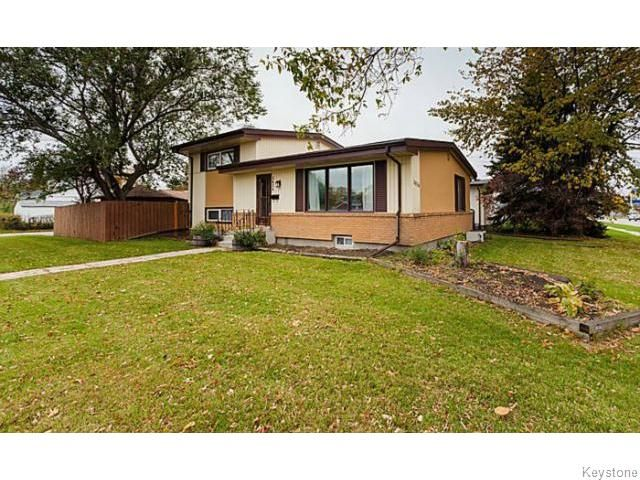 Photo 1: Photos: 3034 Ness Avenue in Winnipeg: Heritage Park Single Family Detached for sale (Winnipeg area)  : MLS®# 1424492