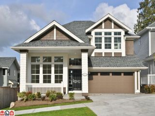 "Photo 1: 16355 60A Avenue in Surrey: Cloverdale BC House for sale in ""Vista's West"" (Cloverdale)  : MLS®# F1127051"