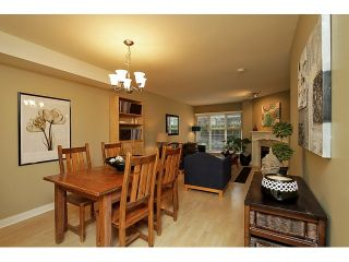 """Photo 7: 52 65 FOXWOOD Drive in Port Moody: Heritage Mountain Townhouse for sale in """"FOREST HILL"""" : MLS®# V1055852"""