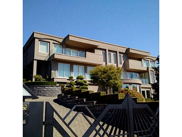 Main Photo: FAIRMILE in West Vancouver: British Properties House for sale : MLS®# V1139881
