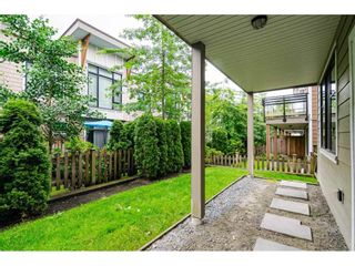 """Photo 37: 62 9989 BARNSTON Drive in Surrey: Fraser Heights Townhouse for sale in """"HIGHCREST"""" (North Surrey)  : MLS®# R2471184"""