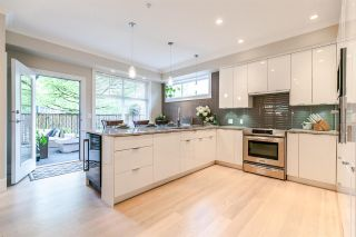 """Photo 4: 799 PREMIER Street in North Vancouver: Lynnmour Townhouse for sale in """"Creek Stone"""" : MLS®# R2347912"""
