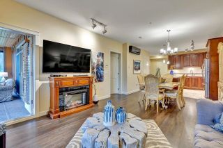 """Photo 5: B526 20716 WILLOUGHBY TOWN CENTRE Drive in Langley: Willoughby Heights Condo for sale in """"YORKSON DOWNS"""" : MLS®# R2621034"""