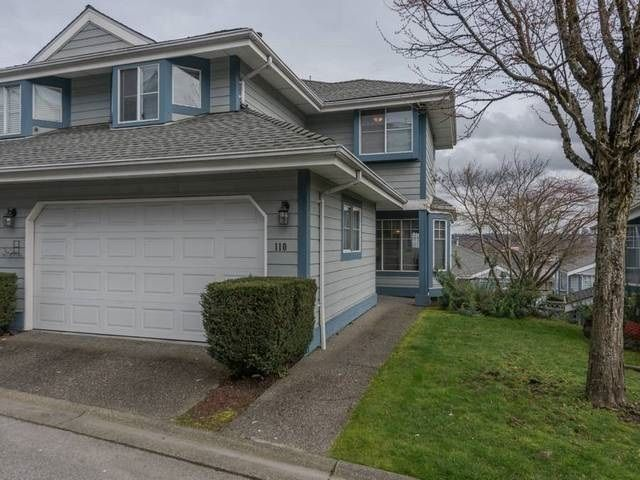 Main Photo: 110 28 RICHMOND STREET in : Fraserview NW Townhouse for sale : MLS®# R2152052