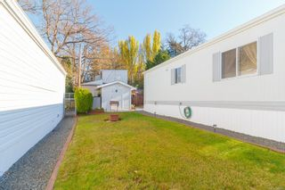 Photo 30: 111 17 Chief Robert Sam Lane in : VR Glentana Manufactured Home for sale (View Royal)  : MLS®# 860343