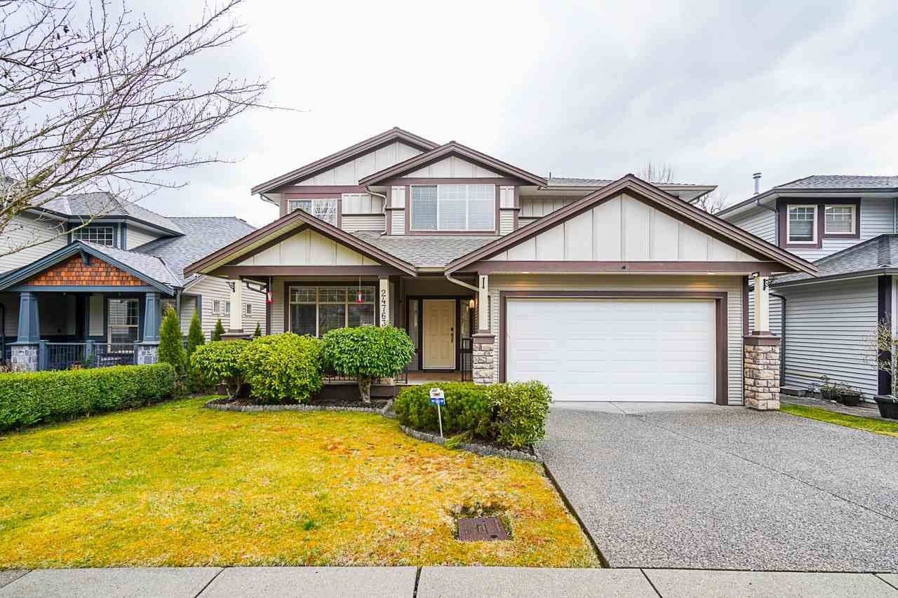Main Photo: 24763 MCCLURE Drive in Maple Ridge: Albion House for sale : MLS®# R2559060