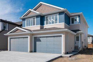 Photo 2: 226 39A Avenue in Edmonton: Zone 30 House Half Duplex for sale : MLS®# E4266268