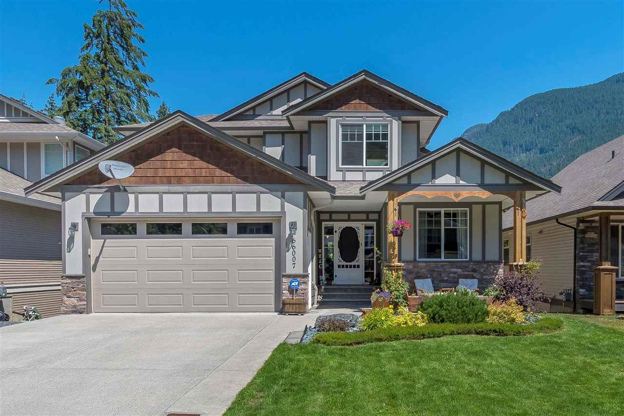 Multiple gables and post and beam highlights give this home a unique and desired look.