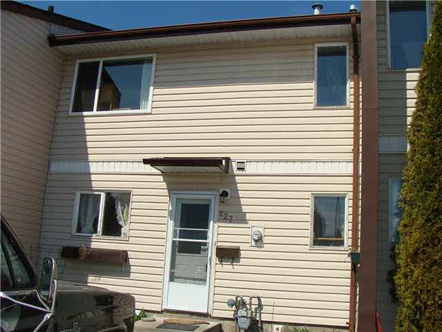 Main Photo: 227 4344 JACKPINE AVENUE in : Foothills Townhouse for sale : MLS®# N235622