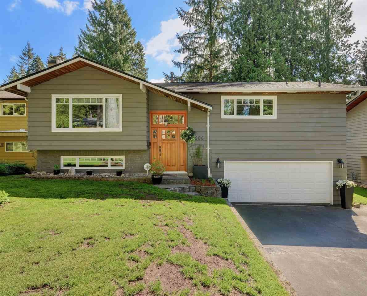 Main Photo: 4586 UNDERWOOD Avenue in North Vancouver: Lynn Valley House for sale : MLS®# R2267358