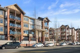 "Photo 1: 445 5660 201A Street in Langley: Langley City Condo for sale in ""Paddington Station"" : MLS®# R2531319"