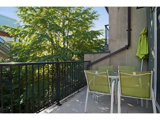 """Photo 12: 84 1561 BOOTH Avenue in Coquitlam: Maillardville Townhouse for sale in """"THE COURCELLES"""" : MLS®# V1087510"""