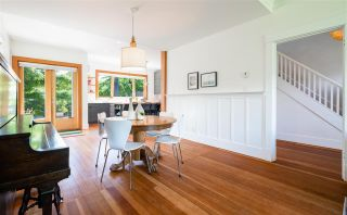 """Photo 8: 201 E 19TH Street in North Vancouver: Central Lonsdale House for sale in """"Finlay's Row"""" : MLS®# R2591250"""