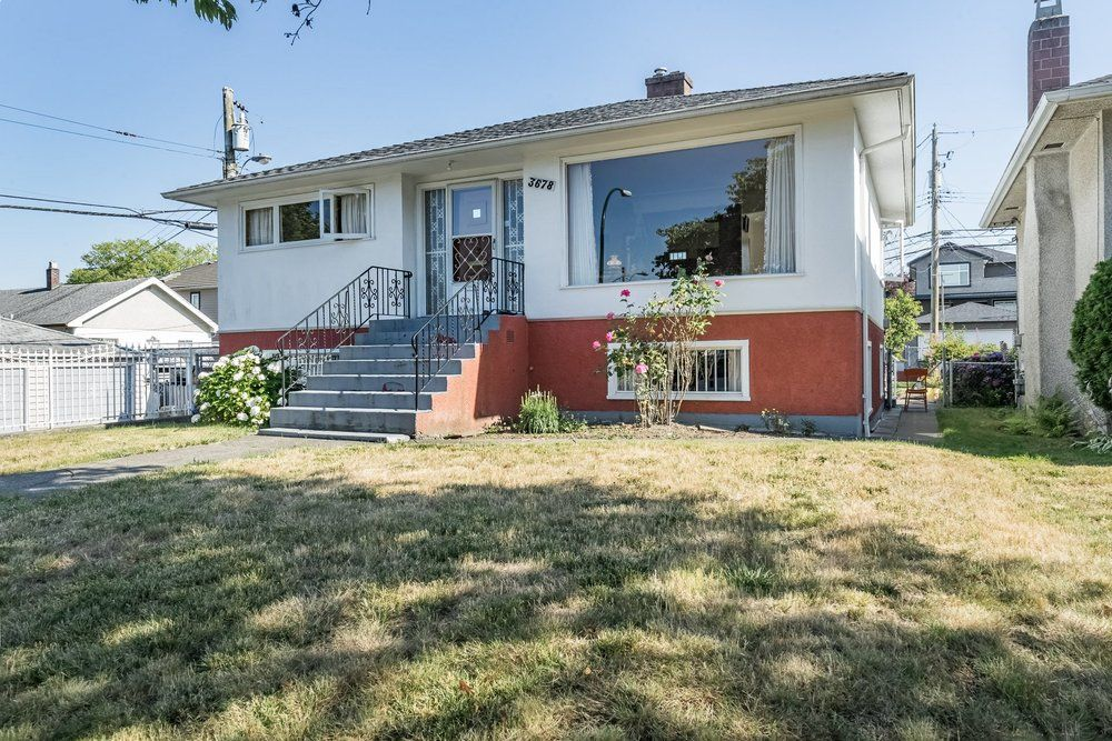 Main Photo: 3678 EAST 25th AVENUE in VANCOUVER: Renfrew Heights House for sale ()