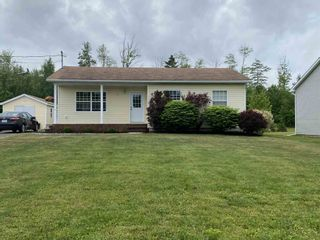 Photo 1: 2381 Truro Road in Westville: 107-Trenton,Westville,Pictou Residential for sale (Northern Region)  : MLS®# 202105671