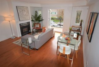Photo 3: 6 1135 BARCLAY STREET in Vancouver: West End VW Townhouse for sale (Vancouver West)  : MLS®# R2148269