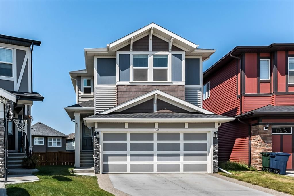 Main Photo: 193 Kingsbury Close SE: Airdrie Detached for sale : MLS®# A1139482