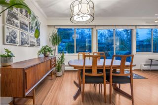 """Photo 9: 1002 235 KEITH Road in West Vancouver: Cedardale Townhouse for sale in """"SPURAWAY GARDENS"""" : MLS®# R2560534"""