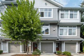 "Photo 1: 17 20449 66 Avenue in Langley: Willoughby Heights Townhouse for sale in ""NATURES LANDING"" : MLS®# R2499101"