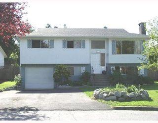 Photo 1: 12331 GREENWELL Street in Maple_Ridge: East Central House for sale (Maple Ridge)  : MLS®# V712376