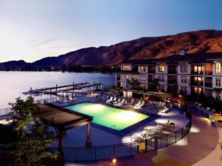 Photo 1: #205 4200 LAKESHORE Drive, in Osoyoos: House for sale : MLS®# 187755