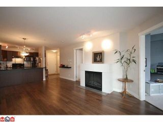 """Photo 2: 207 19388 65TH Avenue in Surrey: Clayton Condo for sale in """"THE LIBERTY"""" (Cloverdale)  : MLS®# F1028523"""