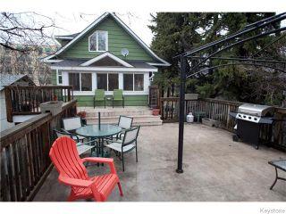 Photo 16: 166 Despins Street in Winnipeg: St Boniface Residential for sale (South East Winnipeg)  : MLS®# 1609150