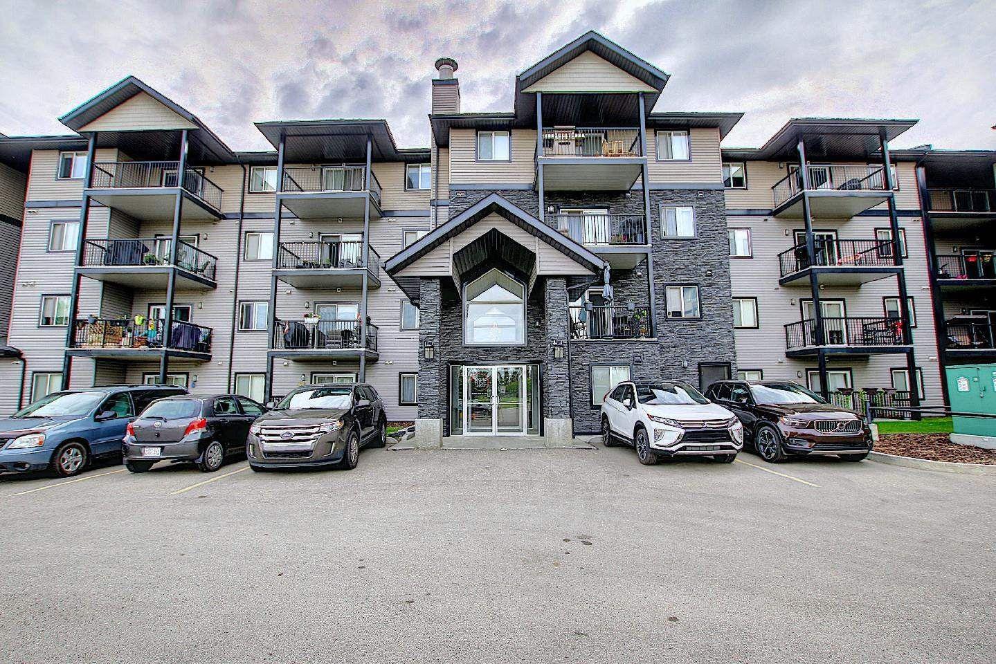 Main Photo: 115 14808 125 Street in Edmonton: Zone 27 Condo for sale : MLS®# E4247678